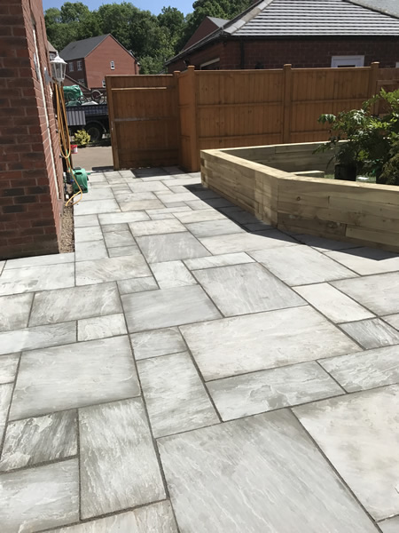 Landscaping Telford