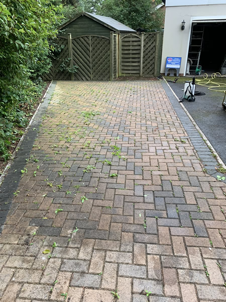Block Paving Telford